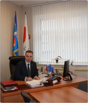 Маркин Николай Егорович - директор ЭПК УрФУ, кандидат технических наук