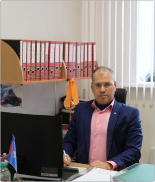 Попов Александр Николаевич - заместитель директора ЭПК УрФУ