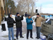 Зимняя спартакиада ЭПК УрФУ 26.03.2011