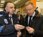Министр образования и науки РФ Дмитрий Ливанов посетил ЭПК УрФУ