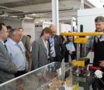 ЭПК УрФУ на форуме промышленности и инноваций «ИННОПРОМ-2011»