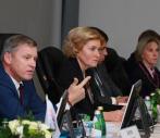 Съезд ректоров России в УрФУ с участием ЭПК и вице-премьера РФ Ольги Голодец