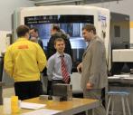Семинар «Высокопроизводительная металлообработка» с представителями компаниии ОТС - Технологии в ЭПК УрФУ