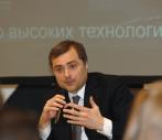 Заместитель председателя правительства РФ Владислав Сурков посетил ЭПК УрФУ