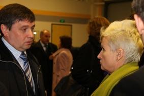 Визит генерального консула Германии Ренаты Астрид Шимкорайт в ЭПК УрФУ